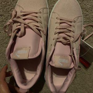 Brand-new PUMA shoes